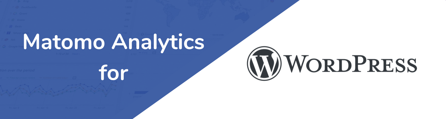 Web Analytics for WordPress